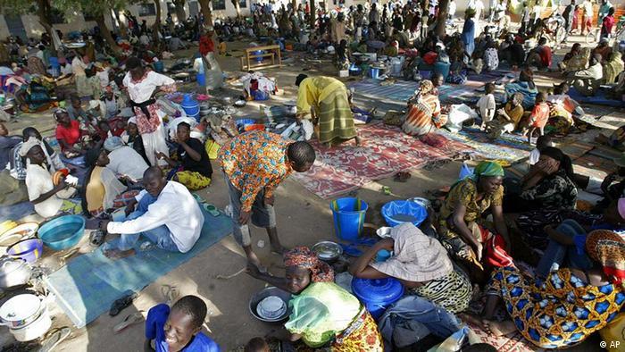 Selon l'ONU les récentes violences ont poussé à l'exil plus de 30.000 personnes et généré des dizaines de milliers de déplacés internes.
