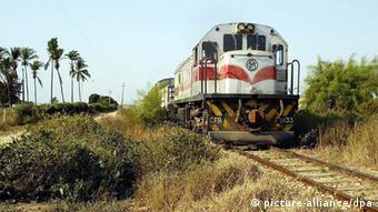 Angola Benguela Eisenbahn