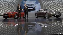 BMW Pressekonferenz