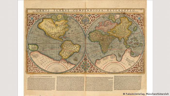 500 Jahre Gerhard Mercator, Sonderausstellung in Dortmund