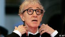 Frankreich USA Woody Allen zum 75. Geburtstag