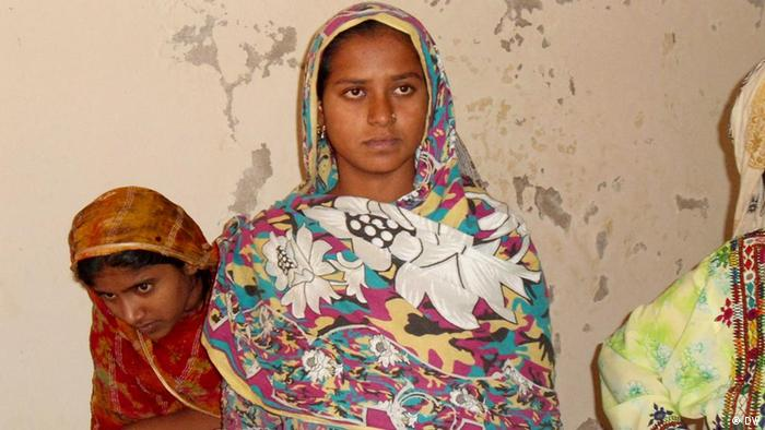 Frau frauenheim Frauenhaus Pakistan