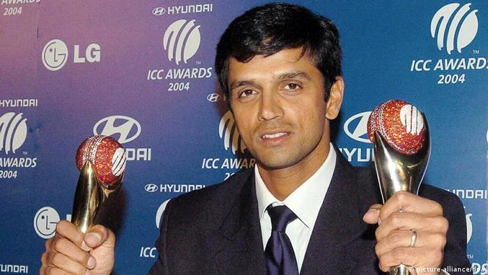 Cricket Rahul Dravid (picture-alliance/dpa)