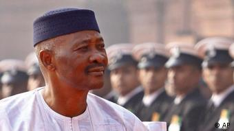 Malis Präsident Amadou Toumani Toure (Foto: ap)