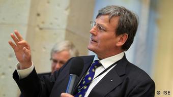Professor Eicke R. Weber