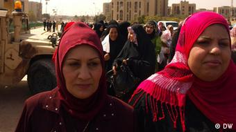 Two Iraqi women