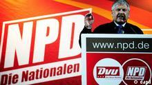 NPD Udo Voigt