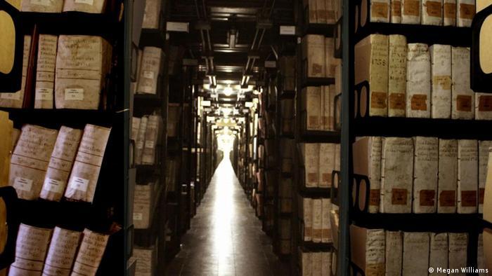 Vatikan Archiv