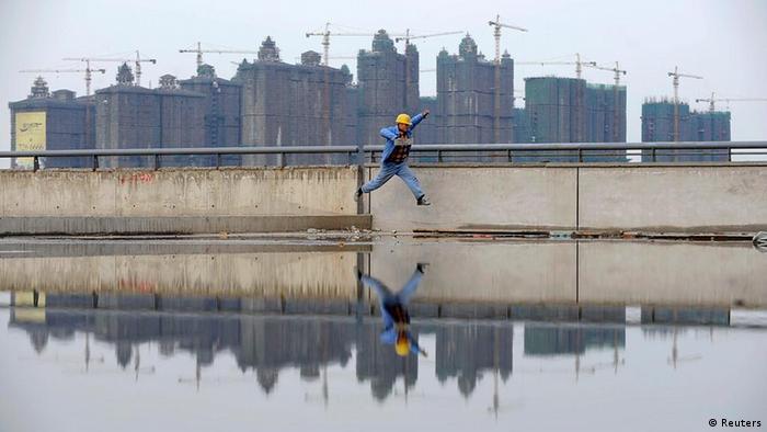 China's construction boom
