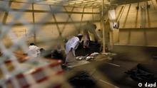 کرزی بارها خواهان واگذاری زندانیان بگرام به افغان ها شده است.