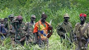 O Exército da Resistência do Senhor atua no Uganda