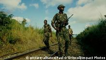 Bürgerkrieg in Mosambik 1987