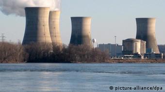 Πυρηνικό εργοστάσιο στο Three Mile Island.