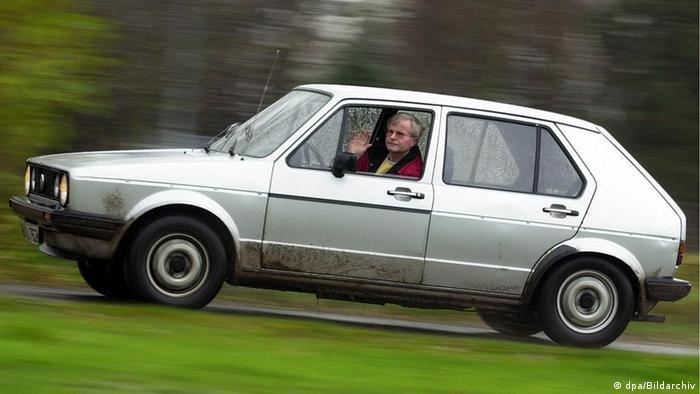 Primul model Golf