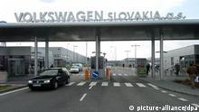 Bildergalerie Volkswagen Slovakei