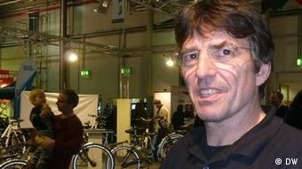 Cycling expert Lothar Koenekamp