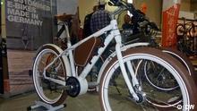 E-Bikes Elektrofahrräder