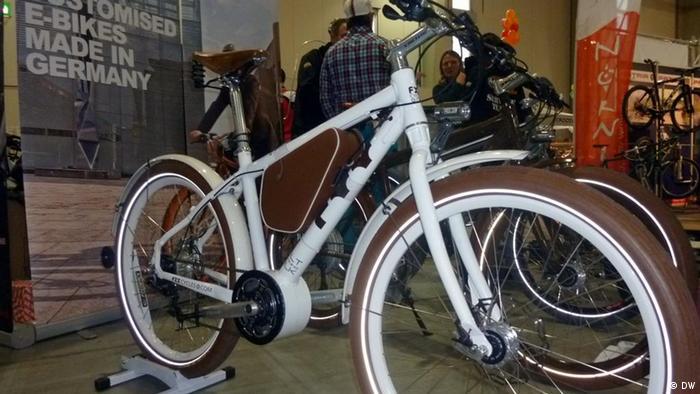E-Bikes Elektrofahrräder (DW)