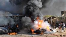حملهی هوایی ارتش اسرائیل به نوار غزه
