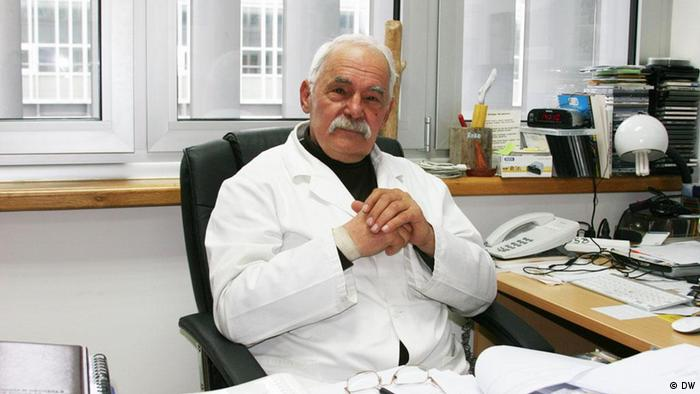 Roko Markovina, Universität Split (Kroatien), Schiffbauexperte. Copyright: DW