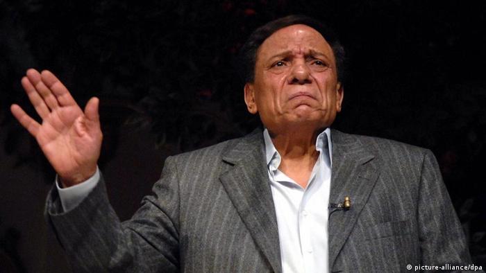 Ägypten Gefängnis für Adel Imam