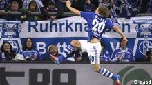 Fußball, 1. Bundesliga, Saison 2011/2012, 25. Spieltag, Schalke 04 - Hamburg SV