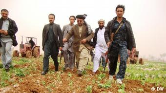 Helmand province is one of the main poppy growing areas