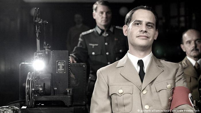Still from Jud Suss: Rise and Fall with Moritz Bleibtreu as Goebbels (picture-alliance/dpa/Concorde Filmverleih)