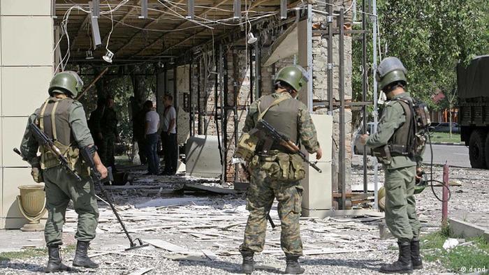 Теракт в Грозном в 2011 году