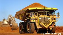 Australien Nickel Mine in Ravensthorpe Giganten beherrschen den Eisenerz-Markt (picture-alliance/dpa)