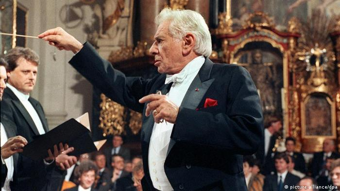 Leonard Bernstein (picture-alliance/dpa)