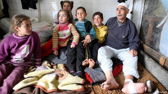پناهجویان سوری در لبنان
