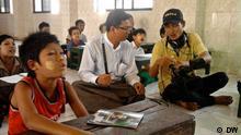 03.2012 DW Akademie Myanmar