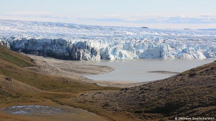 Greenland (photo: DW/Irene Quaile-Kersken)