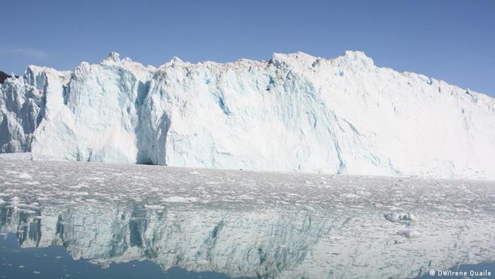 Eisberg in Grönland (Foto: Irene Quaile)