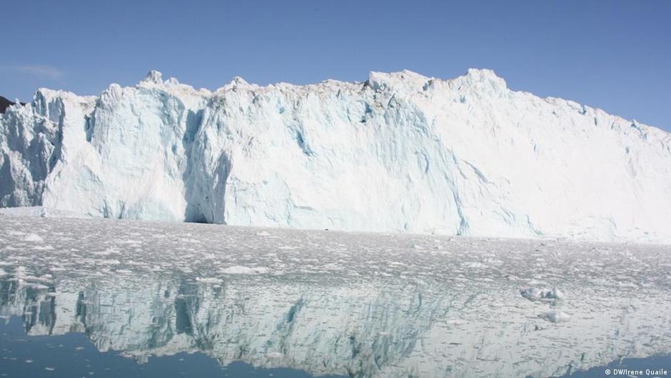 Polar Ice Sheets Melting Faster Than Ever Environment