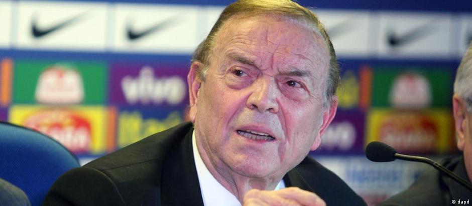 Ex-presidente da CBF José Maria Marin foi detido pela polícia suíça em Zurique