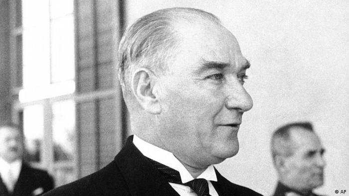Der türkische Staatsgründer Mustafa Kemal Atatürk - Foto: ddp images/AP Photo