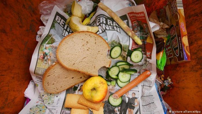 Un 40 por ciento de nuestros alimentos son desaprovechados.