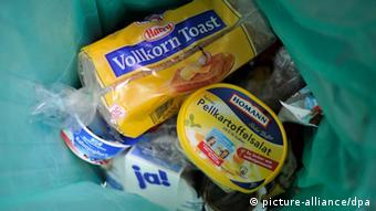 Mnogo hrane završava u smeću