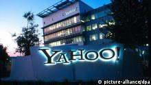 ARCHIV - Die Zentrale von Yahoo in Sunnyvale (undatiertes Handout). Das Internet-Urgestein Yahoo macht Ernst mit seiner Drohung und klagt gegen Facebook EPA/YAHOO INC./HANDOUT EDITORIAL USE ONLY/NO SALES +++(c) dpa - Bildfunk+++ pixel