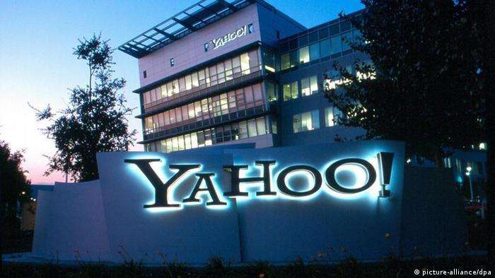 Zentrale von Yahoo in Sunnyvale