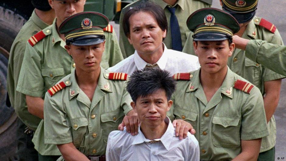 Hinrichtungen In China Video