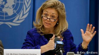 سفیر آمریکا در شورای حقوق بشر رای مثبت هند را کمکی بزرگ توصیف کرده است