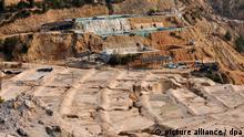 یکی از معادن استخراج فلزات کمیاب در چین