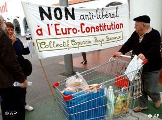 Nein-Sager in Frankreich