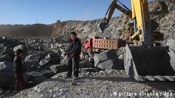 Flash-Galerie Seltene Erden China Mongolei