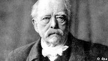 Bismarck atuou nos bastidores