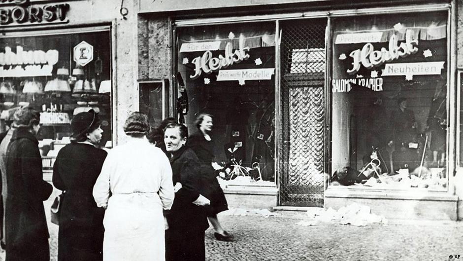 pogromnacht 1938 folge tage