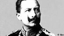 Erster Weltkrieg - Kaiser Wilhelm II.